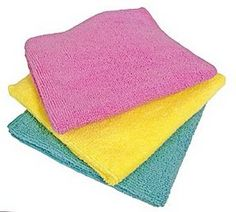 Norwex enviro cloths make cleaning bearable (barely)...so easy and NO chemicals!