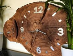 A DIY Wooden Clock So Beautiful It Will Surely Be Handed Down Generations