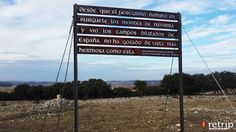 Caminho de Santiago de Compostela - Etapa 6 - de Agés à Hontanas