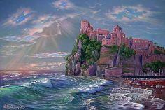 'Ischia island'. Kulagin Oleg