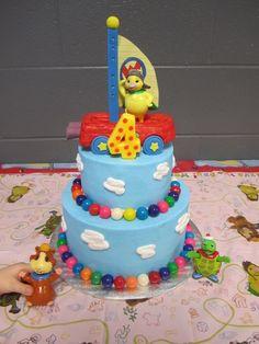 Wonder Pets Cake