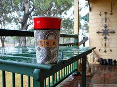 tea during Summer rain