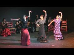 "Flamenco Dance: ""Tarde Andaluza"" ♫ Academia de Arte Flamenco presents Tarde Andaluza at Jump Start Theater in San Antonio Texas on June 28 2009"