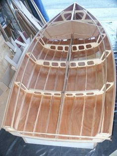 If you love to work with your hands, have basic carpentry skills and love the water, you should consider building your own boat. Building your own boat can save you lots of money. Wooden Boat Kits, Wooden Boat Building, Wooden Boat Plans, Boat Building Plans, Make A Boat, Build Your Own Boat, Diy Boat, Sailboat Plans, Wooden Sailboat