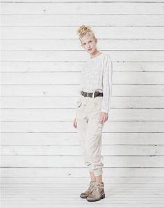 High claire Campbell pantalon IN CODE