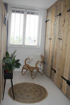Botanische slaapkamer