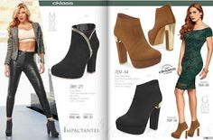 calzado de moda cklass