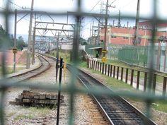 Estação de trem Francisco Morato por Douglas Pires