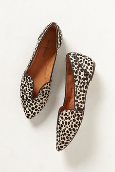 Lydia Cutout Loafers - Anthropologie