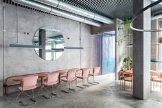 Lucas y Hernández-Gil makes concrete futuristic in Casaplata - News - Frameweb