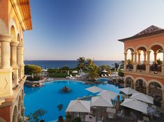 Enjoy the view... #IBEROSTARElMirador #Tenerife.