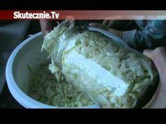 Domowa kiszona kapusta :: Skutecznie.Tv - YouTube