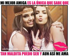 memer ok chicas mujeres amigas signo amor y paz Bff Goals, Best Friend Goals, My Best Friend, Funny Spanish Memes, Funny Memes, Lgbt, Crazy Friends, Friend Memes, Best Friends Forever