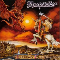 RHAPSODY (Of Fire) - Legendary Tales