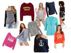 The Summer Sweatshirt   Eye on Fashion   Modern Teen Style   Modern Teen Style