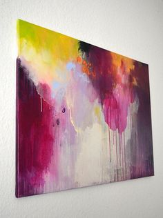 Original large abstract painting, modern art, acrylic painting, paintings…