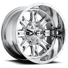 MHT Wheels are second to none in fit and finish with the Fuel Off-road Deep Lip Throttle wheels in the Chrome finish. Give your truck or SUV that unique custom look with a set of Fuel Wheels from Truckwurx. Truck Rims, Truck Tyres, Truck Wheels, Rims For Sale, Wheels For Sale, Rims And Tires, Wheels And Tires, Custom Chevy Trucks, Ram Trucks