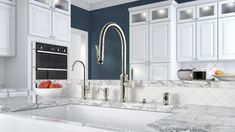 Image created by PIX-US. PIX-US is a digital media company that creates photorealistic Computer Generated Images (CGI) for marketing and sales purposes. #cgi #marketingimages #marketing #pixus #render #rendering #socialmediamarketing #imagecreation #kitchenfaucet #productimage #chrome #kitcheninspo