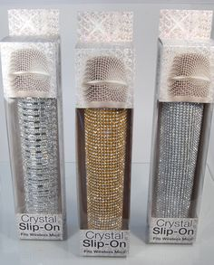 Order your Crystal Microphone Slip On today! #MicFx