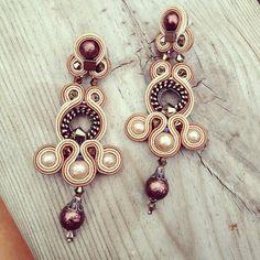 Dori Csengeri lovely earrings just arrived
