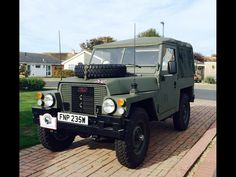 1981 LAND ROVER LIGHTWEIGHT for sale | LRO.com, UK
