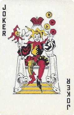 Philco Hi Hat Club playing card single swap JOKER - 1 card Tarot, Joker Card Tattoo, Jester Tattoo, Joker Photos, Unique Playing Cards, Joker Playing Card, Jester Costume, Jokers Wild, Court Jester