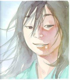 Takehiko Inoue, Vagabond, Art of Vagabond: Water, Kojiro Sasaki