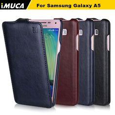 For Samsung Galaxy A5 Case Samsung Galaxy A5 Cover Luxury Flip Leather Case Cover For Samsung Galaxy A5 2015 A500H A500F A5000