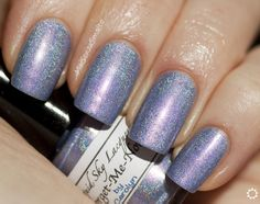Liquid Sky Lacquer Forget-Me-Not