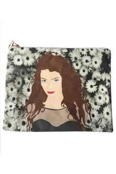 Lorde Clutch: http://shop.nylonmag.com/collections/whats-new/products/lorde-clutch #NYLONshop