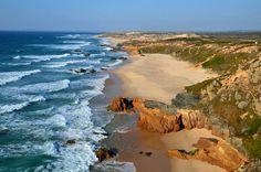 Rota Vicentina - 300km walking along the coast of the Alentejo and Algarve