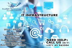 IT infrastructure serviceHUERAY TECHNOLOGY LLC