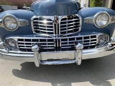 1948 Lincoln Continental for sale - Hemmings Motor News Lincoln Convertible, Lincoln Continental, Cars For Sale, Antique Cars, Im Not Perfect, Usa, News, Vintage Cars, I'm Not Perfect