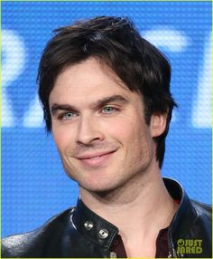 Ian Somerhalder: 'Years of Living Dangerously' TCA 2014 Panel | ian somerhalder years of living dangerously tca panel 02 - Photo