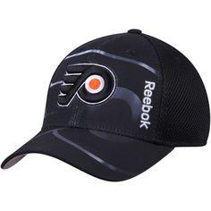 c44650318d9 Philadelphia Flyers Reebok Center Ice Second Season Adjustable Hat - Black
