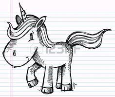 Die 10 Besten Bilder Von Einhorn Zeichnen Real Unicorn Unicorn