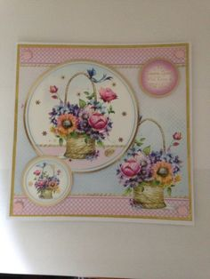 Hunkydory Floral Breeze