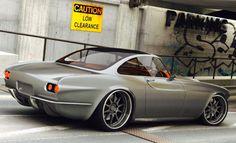 64' Volvo Lemans