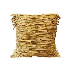 upcycled handmade cotton pillow #handmade #artisan #cushions