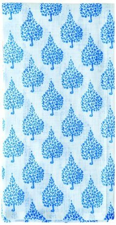 rockflowerpaper Crete Cotton Kitchen Towels, Blue, Set of Six by rockflowerpaper, http://www.amazon.com/dp/B009Y58S88/ref=cm_sw_r_pi_dp_TYydrb16Q8FEY