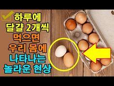 하루에 달걀 2개씩 먹으면 우리 몸에 나타나는 놀라운 현상