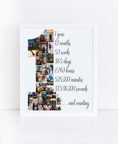 Anniversary Gift Ideas For Him Boyfriend, Unique Gifts For Boyfriend, Diy Christmas Gifts For Boyfriend, Dating Anniversary Gifts, Diy Gifts For Girlfriend, Diy Gifts For Dad, Anniversary Dates, Boyfriend Birthday, Christmas Diy