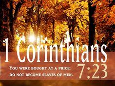 1 Cor. 7:23