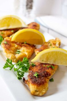 Pan Fried Walleye is a quick easy way to cook fish. This delicious pan fried fish can be made with any type of white fish. Pan Fried Fish, Fried Fish Recipes, Seafood Recipes, Fish Fry, Baked Salmon Recipes, Ham Recipes, Drink Recipes, Baking Recipes, Yummy Recipes