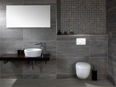Stone Fusion | Série dlažeb | SIKO KOUPELNY & KUCHYNĚ Toilet, Stone, Bathroom, Bathrooms, Toilets, Rocks, Bathing, Flush Toilet, Powder Room