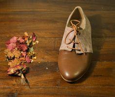 Oxford Shoes Womens Oxford Shoes-Womens Shoes-Leather Shoes