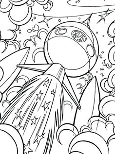 Outer Space Coloring Page . Outer Space Coloring Page . Krypto the Dog Go Into Outer Space Coloring Pages Krypto Peppa Pig Coloring Pages, Space Coloring Pages, Princess Coloring Pages, Online Coloring Pages, Cool Coloring Pages, Coloring Pages To Print, Free Printable Coloring Pages, Adult Coloring Pages, Coloring Pages For Kids