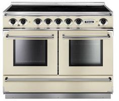Falcon 1092 Deluxe Induction Range Cooker - F1092DXEIBL/C-EU/81860 #falconcooking Kitchen Stove, New Kitchen, Kitchen Dining, Kitchen Appliances, Kitchen Ideas, Ovens In Kitchens, Kitchen Board, Condo Kitchen, Stove Oven