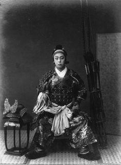 Samurai - Photo by Felice Beato / Hulton Archive / Getty Images