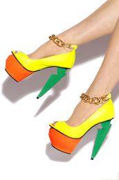Rio - Neon Yellow